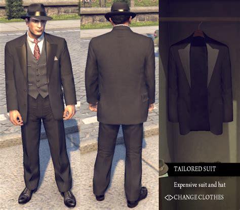 I Want This Wardrobe Mafia by Clothing In Mafia Ii Mafia Wiki Fandom Powered By Wikia