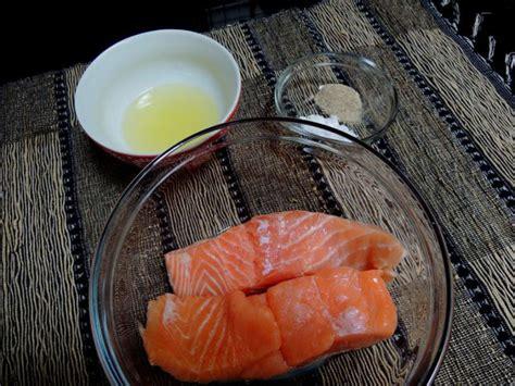 cara membuat salad buah ibu hamil makanan sehat untuk ibu hamil salmon grilled dengan olive