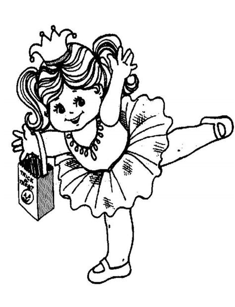 halloween princess coloring pages coloring home