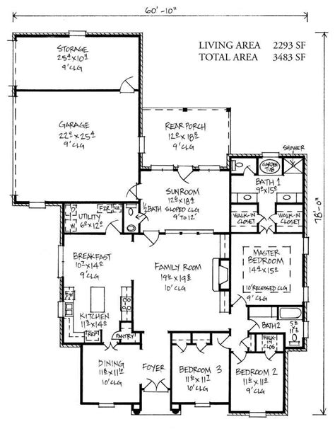 House Plan Design by Bella Country French House Plan Designs Country French
