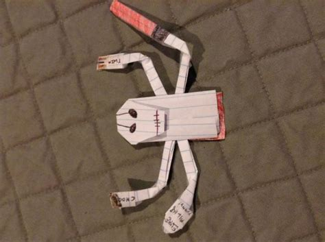 General Grievous Origami - my general grievous origami yoda