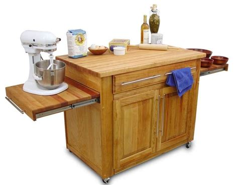 mobile kitchen island plans 17 best ideas about portable kitchen island on pinterest