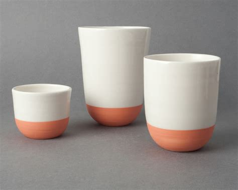 design kaffeebecher handgemachte becher aus porzellan skandinavisch
