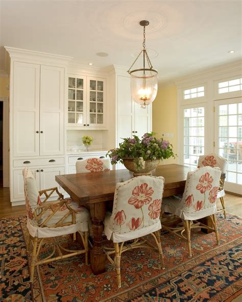 Great Parson Dining Chair Slipcovers Decorating Ideas
