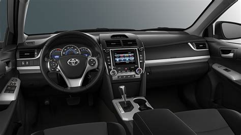 Camry 2014 Interior by 2014 Toyota Camry Features Autos Post