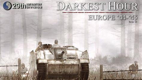 darkest hour youtube darkest hour europe 44 45 v6 0 3 pubbing youtube