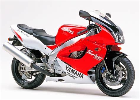 Aufkleber Yamaha Thunderace by Yamaha Yzf 1000r Thunderace 1996 2001 White Decal Kit