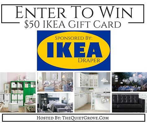 Ikea Gift Card Giveaway - 50 ikea gift card giveaway ends 6 25 finding sanity in our crazy life