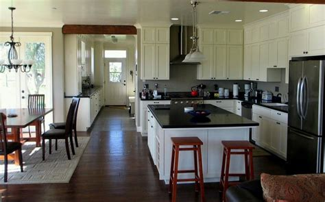 Dining Kitchen Designs Madson Design Project Gallery Custom Home Farmhouse Esparto Ca