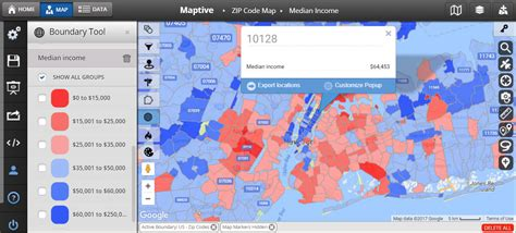 us area codes starting with 1 zip code map united states maptive