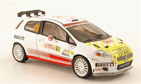 Diecast Miniatur Abart Grande Punto S2000 Bburago 124 fiat grande punto s2000 no 15 chicco d oro rally monte carlo 2009 ixo diecast model car 1 43