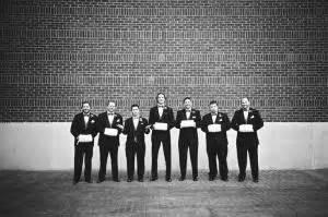 rustic wedding attire for men | fun wedding styles for