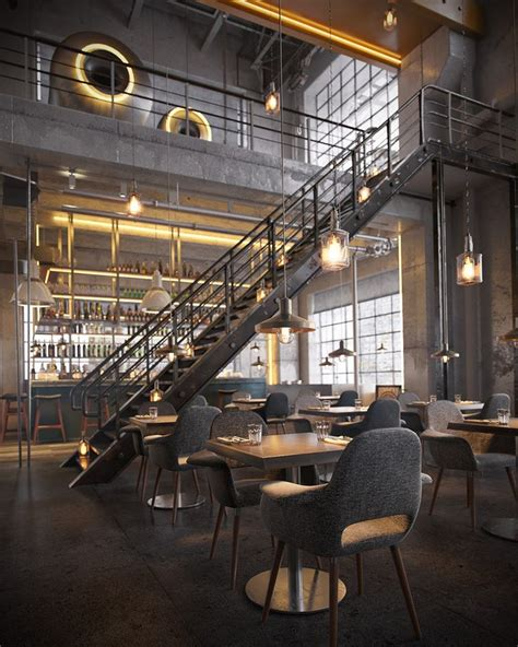 industrial interiors best 25 industrial bars ideas on industrial