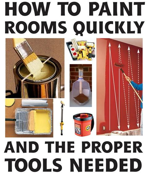 paint a room quickly how to easily paint a room with a roller and brush tips and tricks removeandreplace