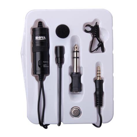 Boya By M1 Lavalier Microphone boya lavalier microphone by m1 for smartphone iphone 5s 6 plus dslr nikon lf480 ebay