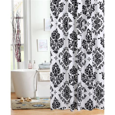 black and blue curtains blue and black shower curtains interior home design ideas