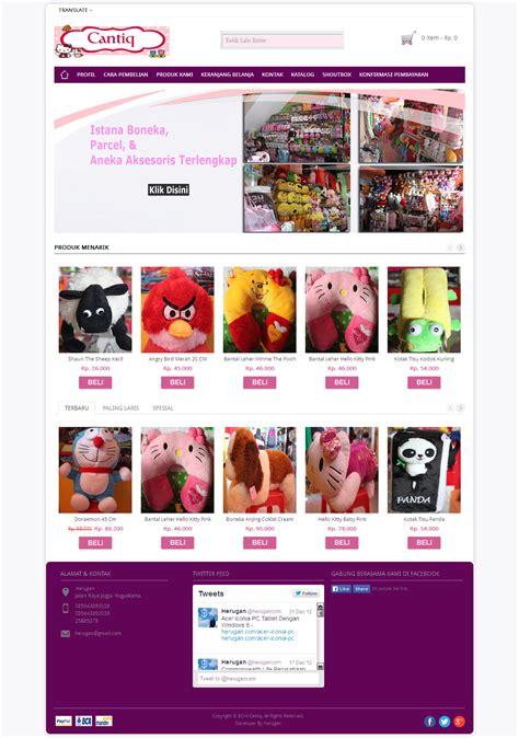 template toko online siap pakai script toko online dengan php mysql siap pakai