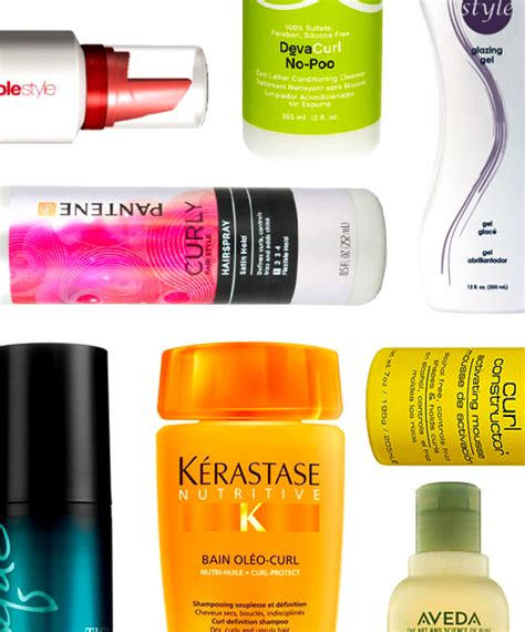 12 Best Products by 12 Best Products For Curly Hair