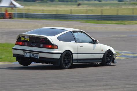 Honda Crx by Fast Honda Crx Vtec On Track Jcm 2k15
