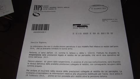 lettere inps ai pensionati inps invia una raccomandata ai pensionati quot pensione a