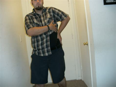 Drawing From Concealed Carry