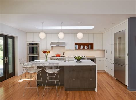 18 remarkable mid century modern kitchen designs for the