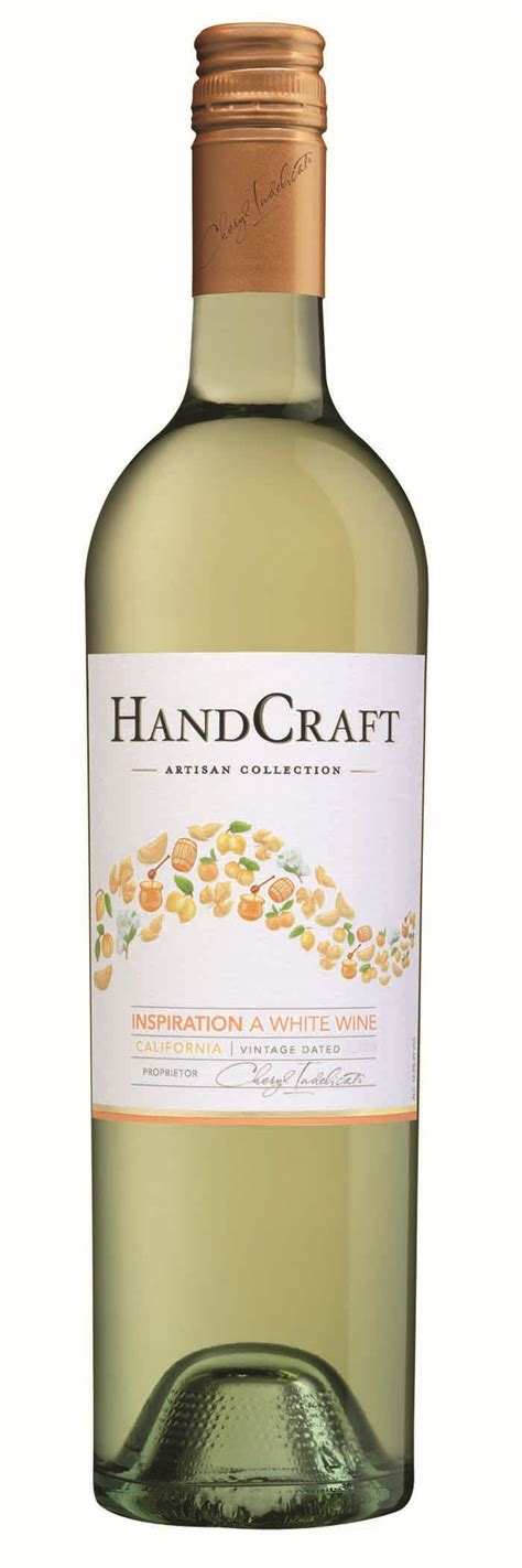 Handcraft Winery - handcraft artisan collection of wines the dieline