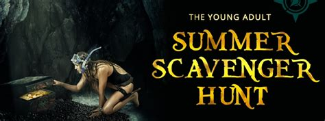 Free Hunt Giveaways - the ya summer scavenger hunt free books and giveaways the ya shelf