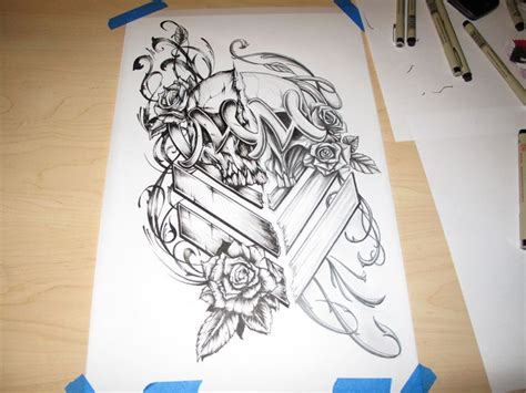 metal mulisha tattoo designs the design metal mulisha artwork