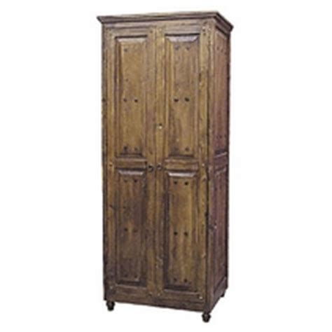 rustic wood armoires cabinets