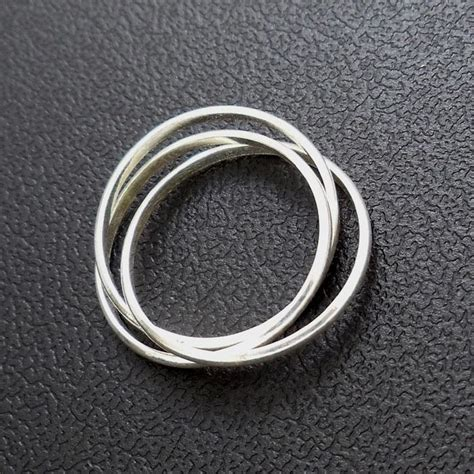 sterling silver russian wedding ring wedding bands nz