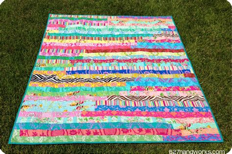quilt pattern jelly roll race the crafty chemist the jelly roll race quilt