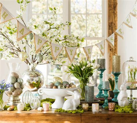 easter decorations ideas easter decorating ideas home bunch interior design ideas
