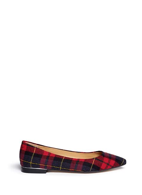 Plaid Flats tartan flat shoes 28 images tartan flats womens flat