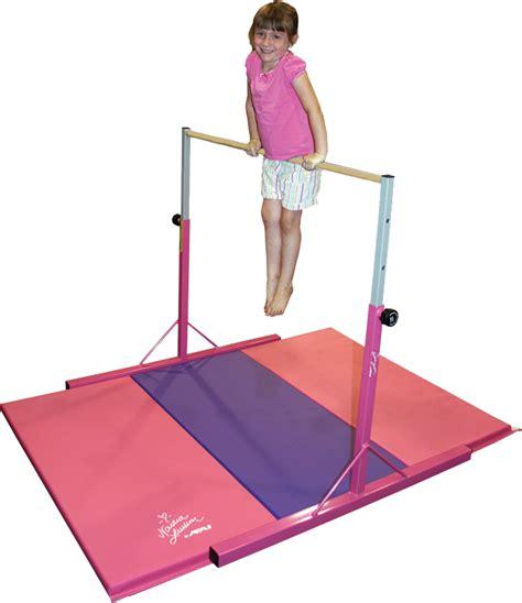 Gymnastics Bar And Mat Combo by Nastia Jr Bar And Mat Combo