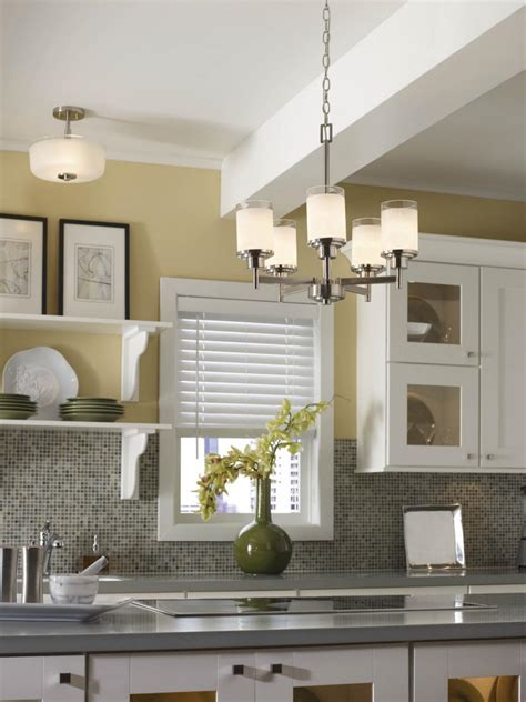 Kitchen Lighting Design Tips Diy Kitchen Lights