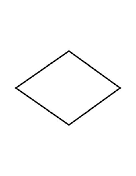 Rhombus Clipart