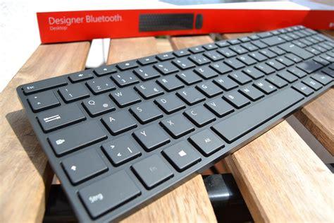 Designer Bluetooth Desktop microsoft designer bluetooth desktop test der besonders flachen maus tastatur kombination