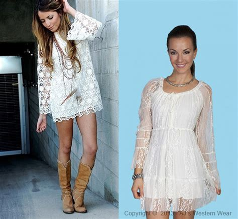 dress to wear with cowboy boots dress cowboy boots cr boot