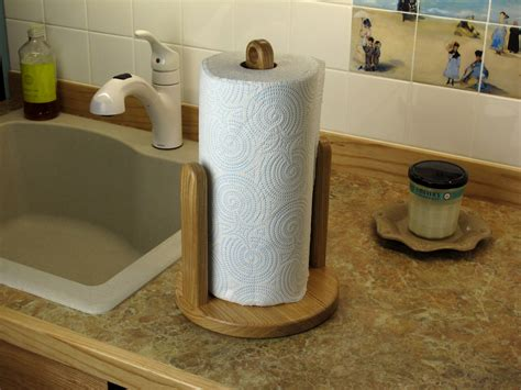 how to make a paper towel holder diy paper towel holder