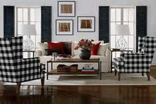 ethan allen living room chairs ethan allen plaid chairs living room pinterest