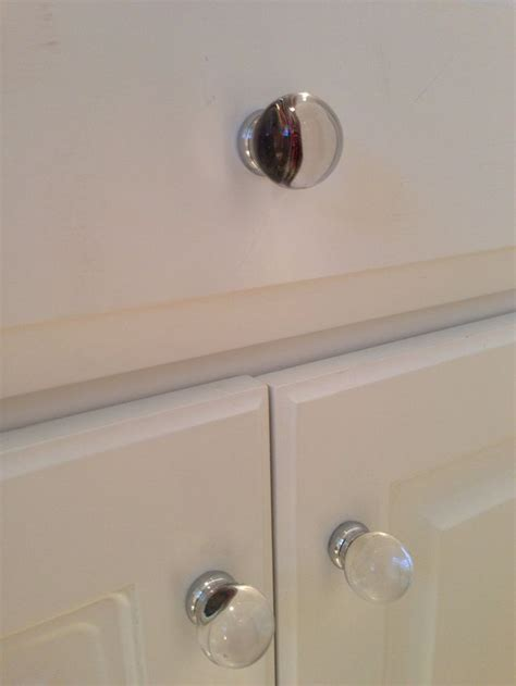 glass knobs restoration hardware bath