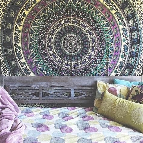 Interior Design App Android indian elephant mandala tapestry wall hanging hippie