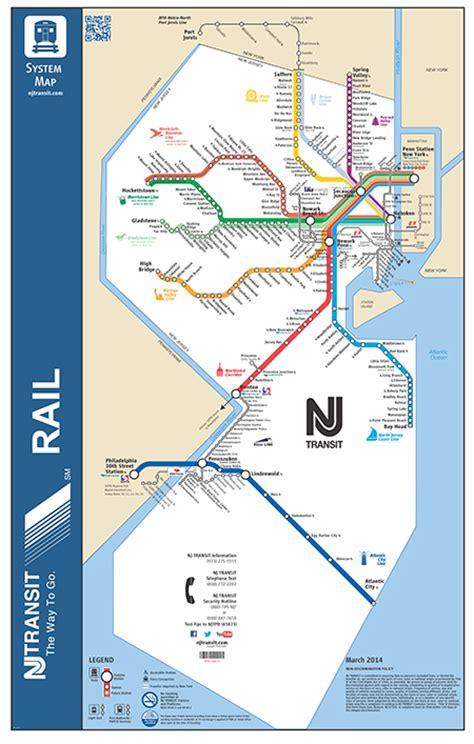 nj light rail map passenger faq on navigating public transportation during