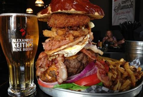 Kitchen Sink Burger Pin By Tourism Barrie On Spotted In Barrie
