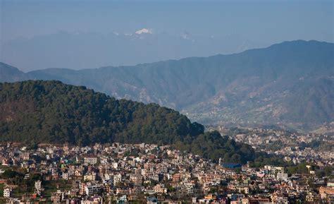 Ktm Valley Kathmandu Valley Nepal Map Facts Location Tours