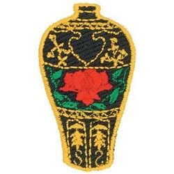 Ming Vase Designs by Ming Vase Embroidery Designs Machine Embroidery Designs