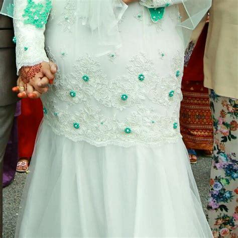 Baju Anak Kostum Iron Size Besar baju pengantin plus size fesyen wanita pakaian pengantin di carousell