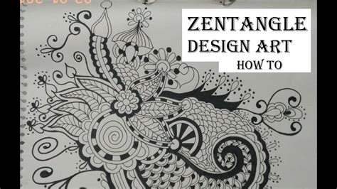 How To Draw Designs For Beginners