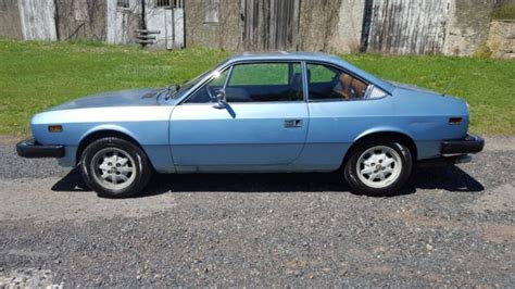 Lancia Beta Coupe Lancia Beta Coupe 1800 Italian Classic For Sale